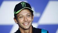 Arrivederci! Leganya Rossi Selesaikan Tes Terakhirnya di MotoGP