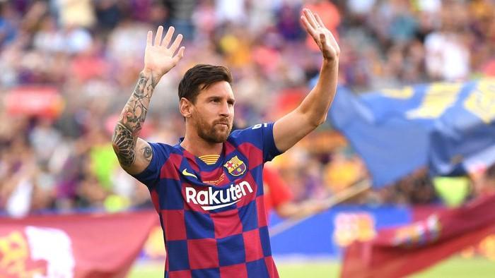 Messi Cabut, Begini Prediksi Starting XI Barcelona Musim Depan