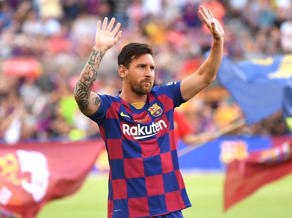 Kronologi Messi dan Barcelona Pisah Jalan