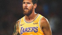 Messi Berseragam Juventus, Chelsea Hingga... Lakers