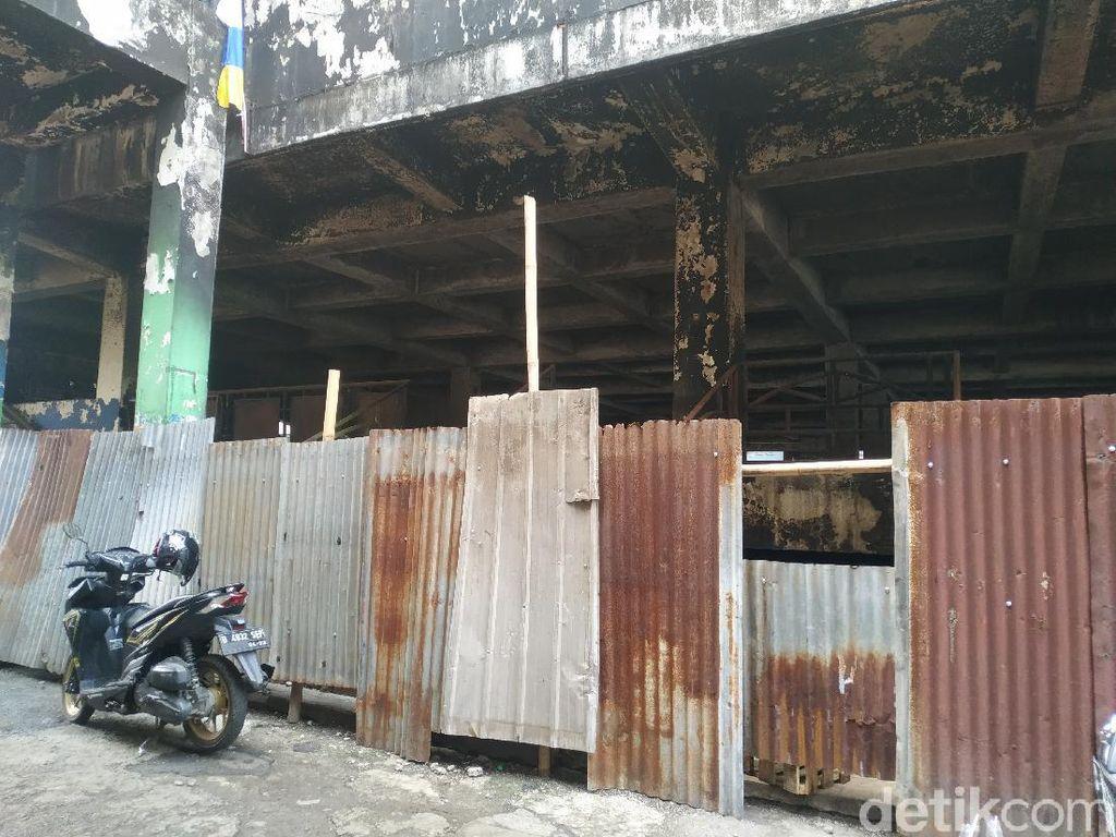 PD Pasar Jaya Masih Kalkulasi Perbaikan Blok C Pasar Minggu yang Terbakar