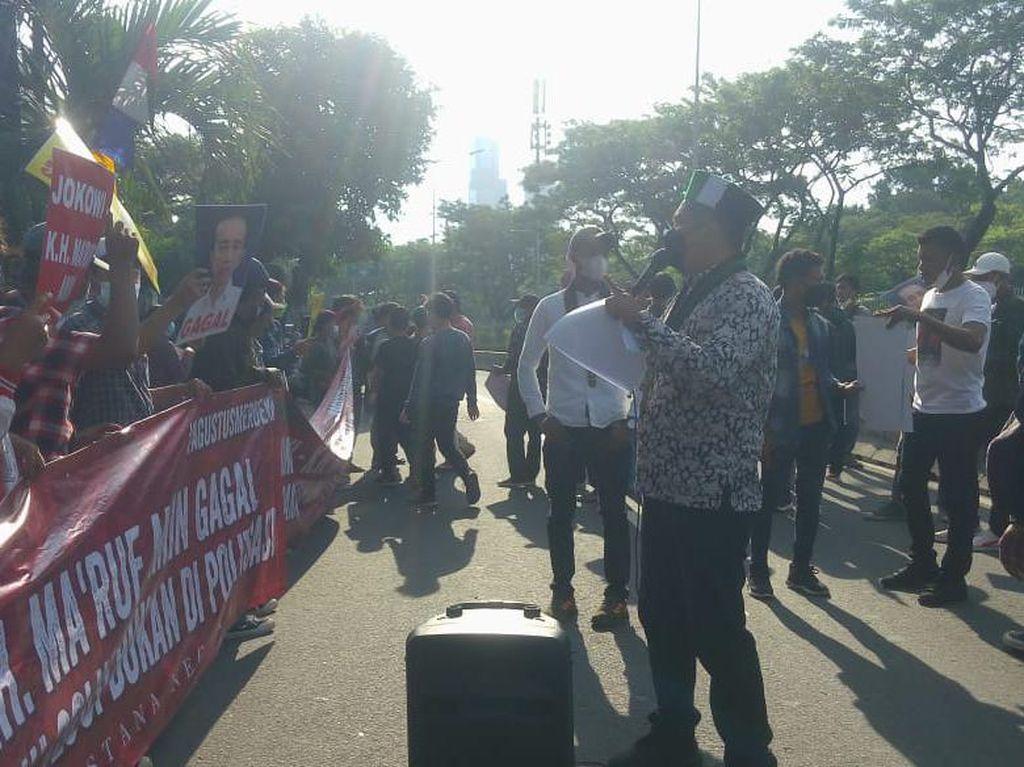 PB HMI Abdul Muis Masih Pikir-pikir Aksi ke Gedung DPR 16 Agustus