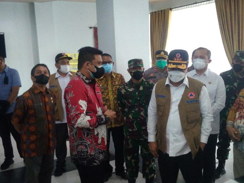 Kepala BNPB: Ujung Pengendalian COVID Mengubah Pandemi Jadi Endemi