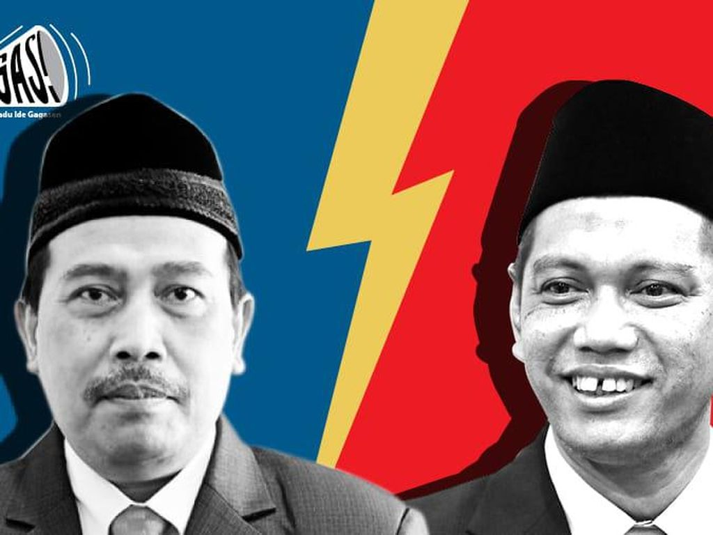 KPK vs Ombudsman RI Gegara 75 Pegawai KPK