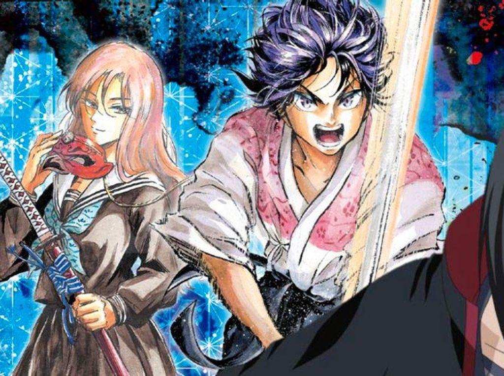 Manga Ini Disebut Mirip Naruto, Benarkah?
