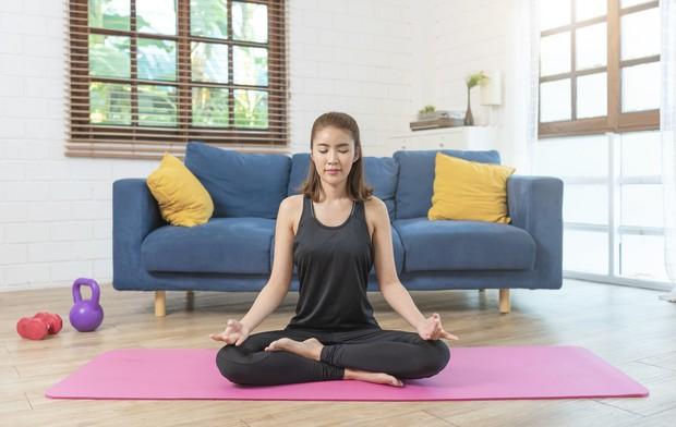 Yoga dapat mengurangi stres