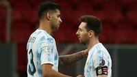 Messi Tinggalkan Barca, Terpengaruh Transfer Romero ke Tottenham?
