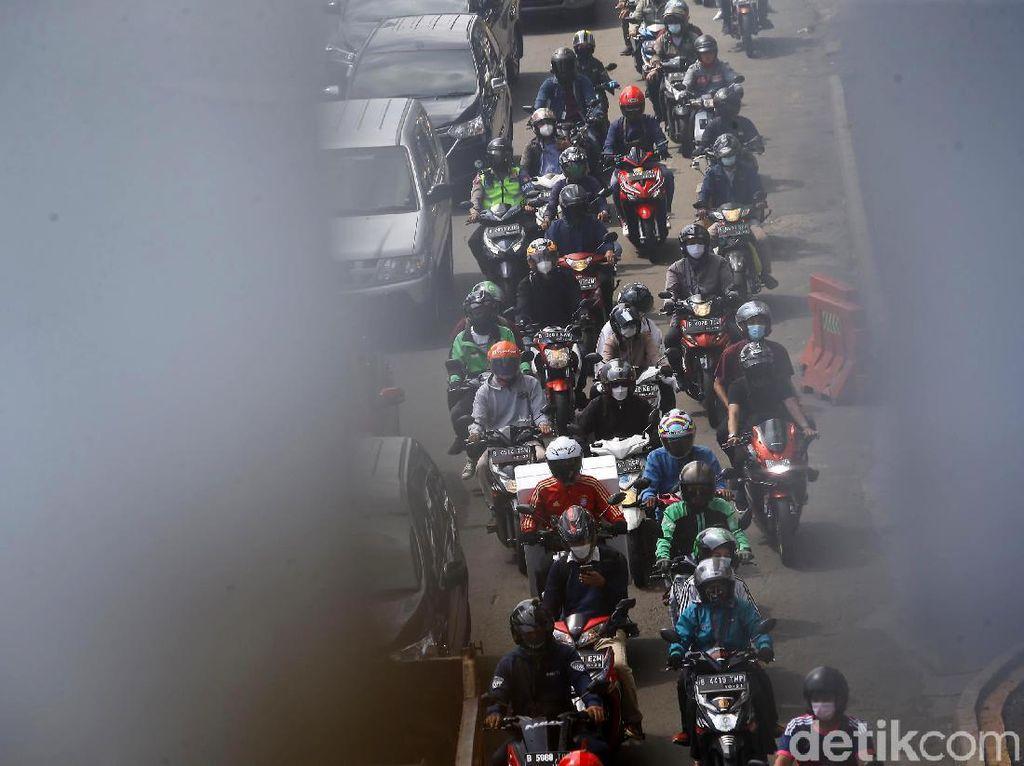 Ini Daftar Kota Paling Bikin Stres Berkendara, Jakarta Urutan Berapa?