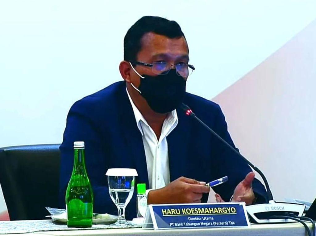 Ekonomi Tumbuh 7 Persen, Himbara Optimis untuk Indonesia