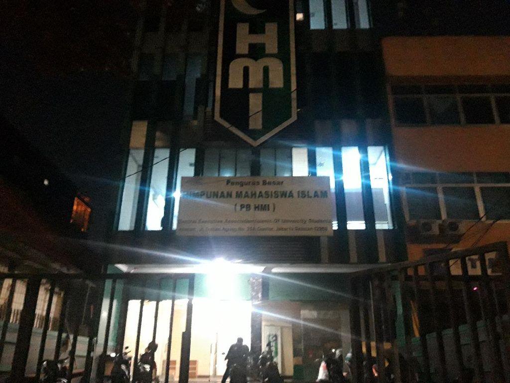 HMI Muis: 3 Orang Sudah Dipulangkan Polisi, Pimpinan Belum Ditemukan
