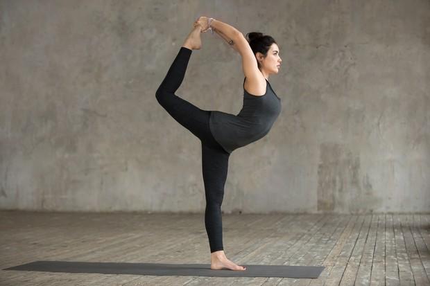 yoga mempunyai banyak manfaat