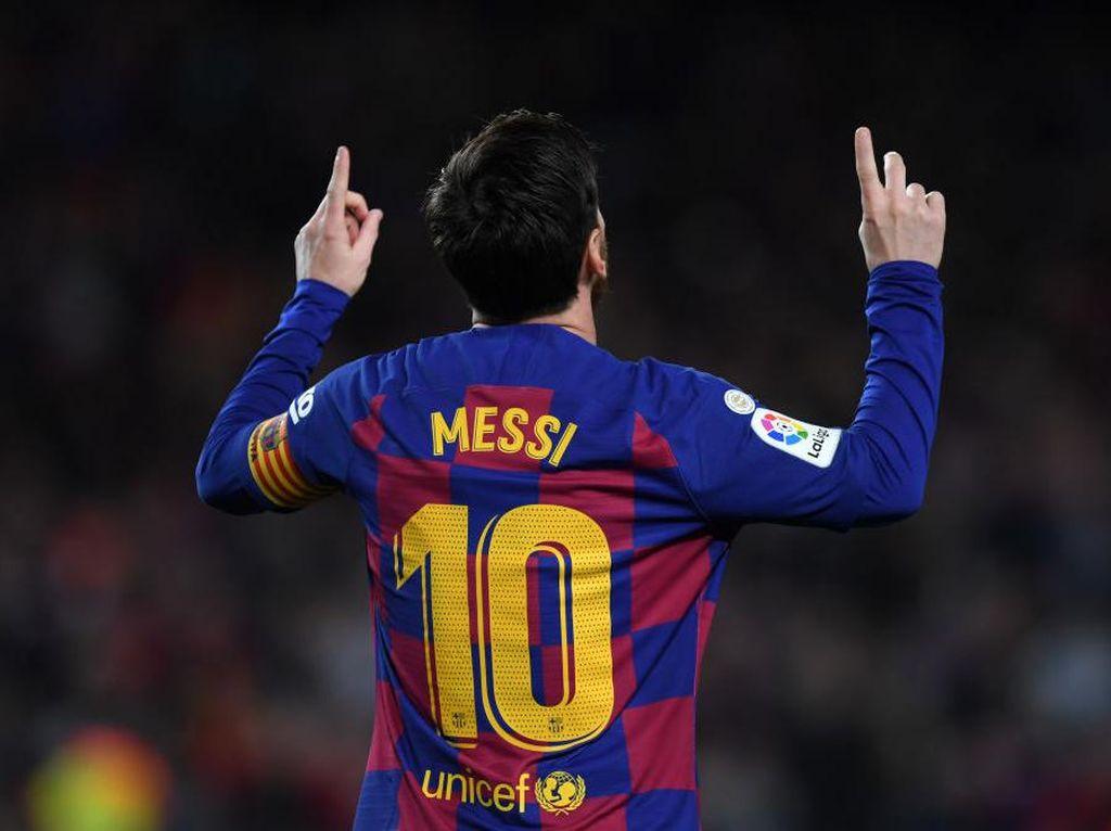 Mencari Top Skor Baru Liga Spanyol Setelah Era Messi
