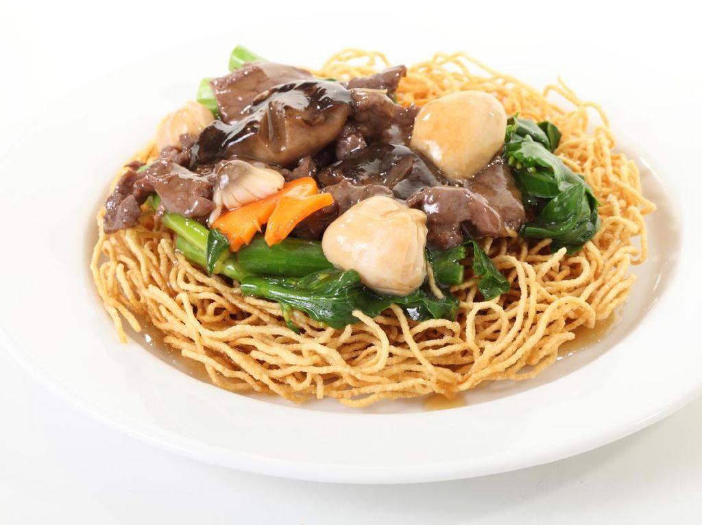 5 Ifumie Siram dari Restoran Chinese Food Legendaris Ini Bisa Dipesan Antar