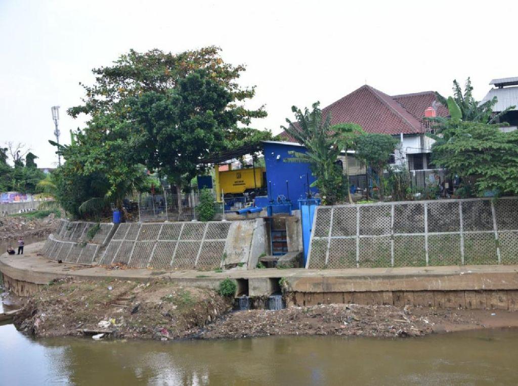 Hadang Banjir Kampung Melayu & Manggarai, Sodetan Kali Ciliwung Lanjut