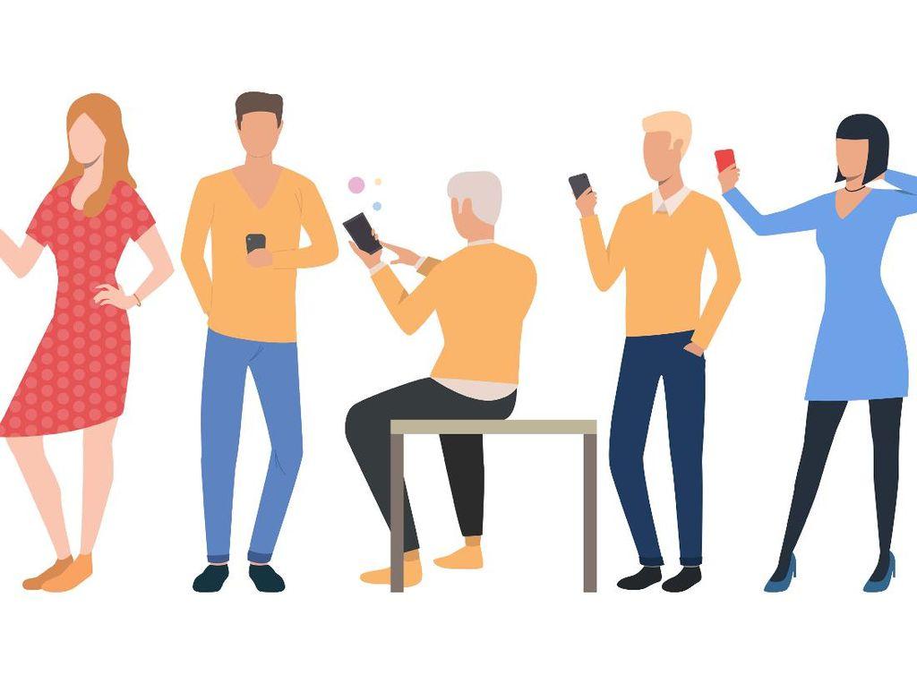 Apple dan Xiaomi Belum Bisa Geser Samsung Sebagai Raja HP Q3 2021