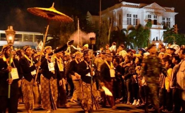 Tradisi Satu Suro di Yogyakarta sambut tahun baru Islam/Foto: pinterest.com