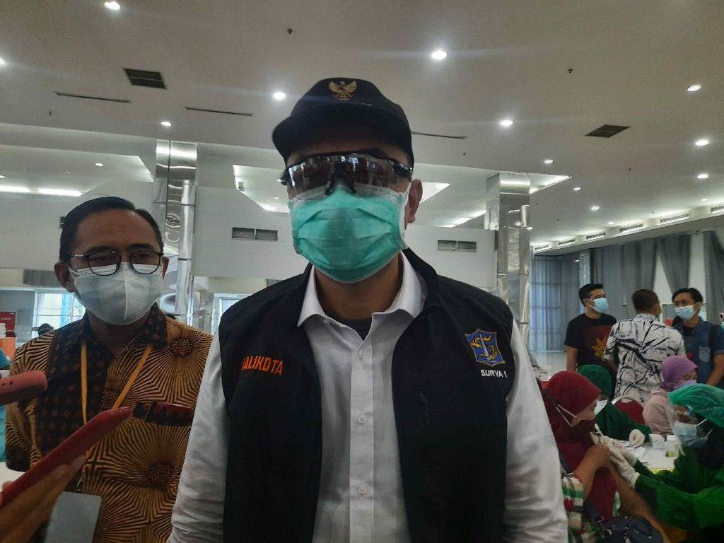 DKI Terapkan Masuk Mal Tunjukkan Bukti Vaksin, Bagaimana Surabaya?