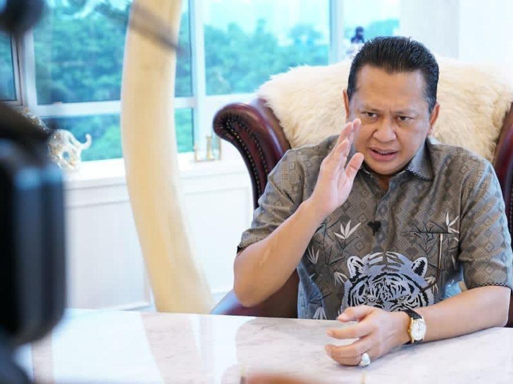 Ketua MPR Apresiasi Umat GKI Yasmin Terima Relokasi dengan Ikhlas