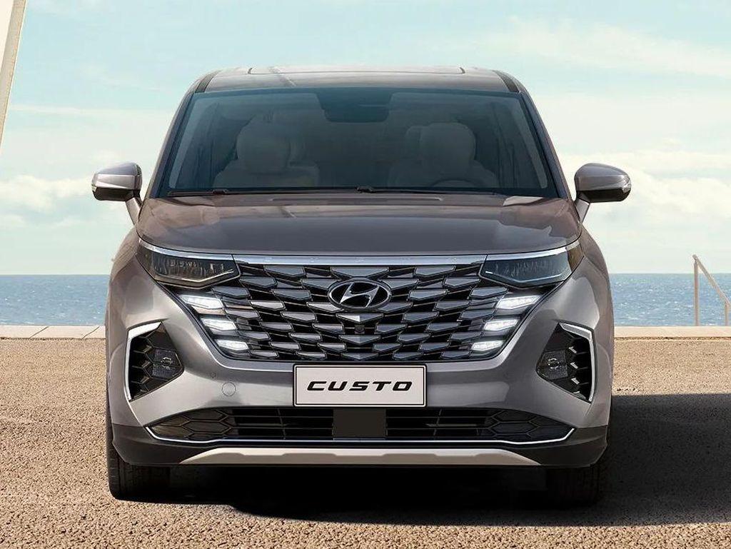 Bocoran Spesifikasi Hyundai Custo, Calon Penjegal Toyota Innova