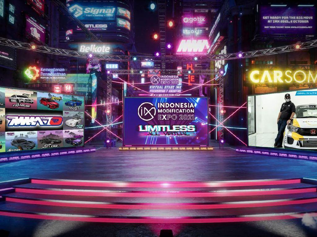 IMX Series Virtual Stage Pekanbaru Resmi Digelar, Ini Keseruannya
