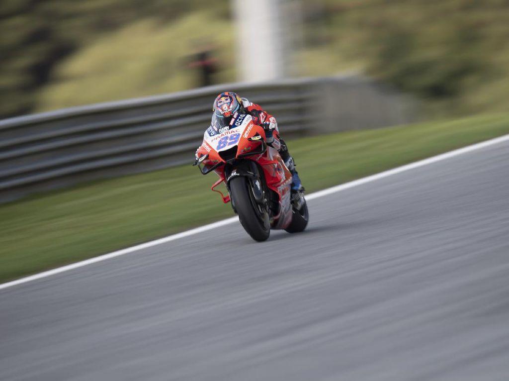 Kualifikasi MotoGP Austria: Jorge Martin Rebut Pole Position dan Bikin Rekor