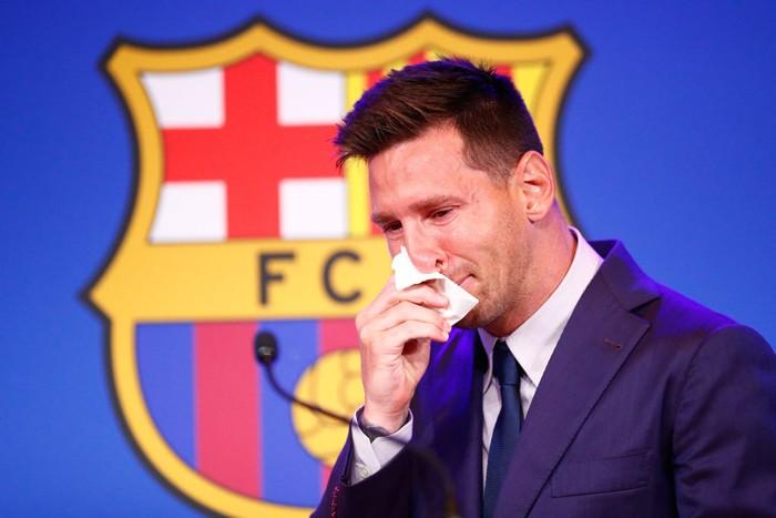 Bukan Seperti Ini Perpisahan yang Messi Mau