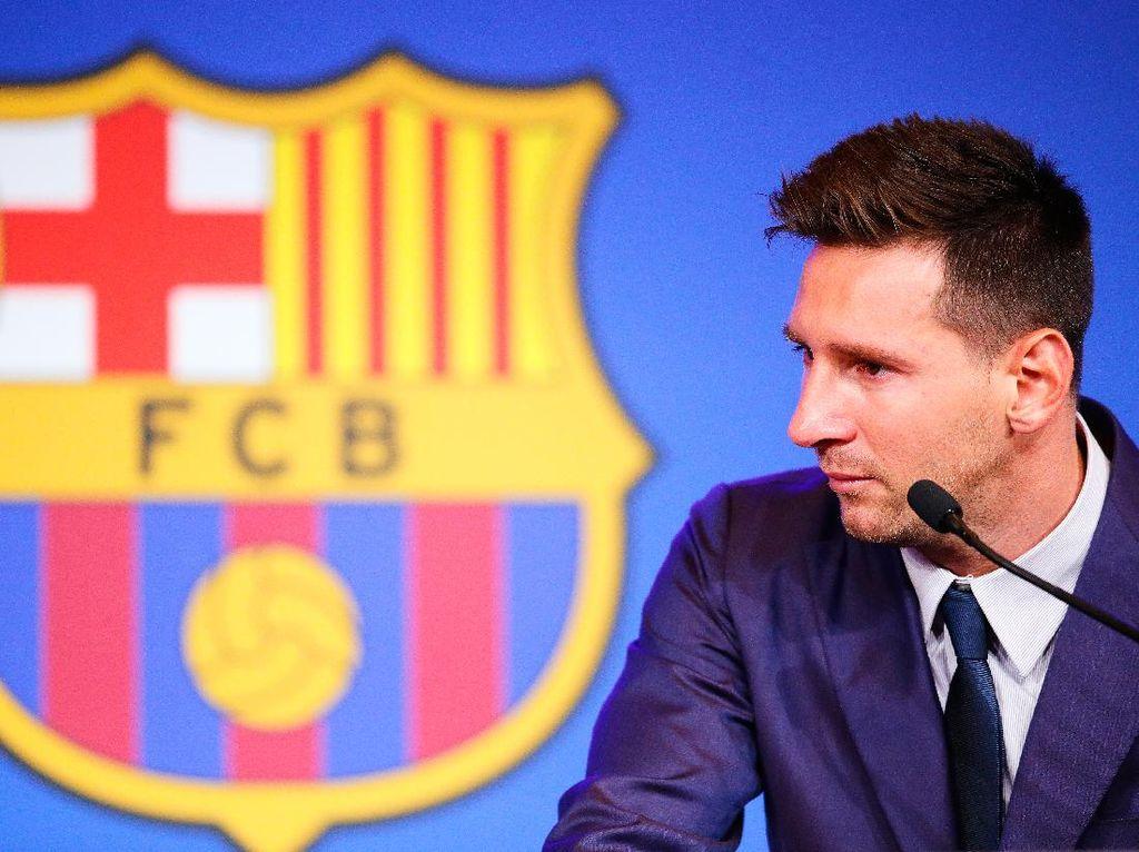 Barcelona Punya Utang Rp 658,5 M ke Lionel Messi