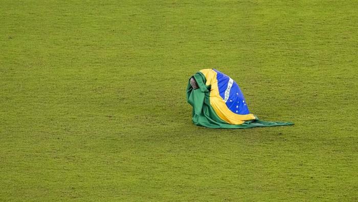 Brasil sukses mengalahkan Spanyol 2-1 di partai puncak. Tim Samba pun berhak meraih medali emas Olimpiade Tokyo 2020.