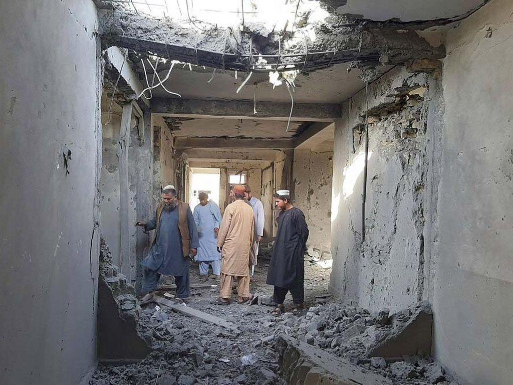 Serangan Taliban Meluas, Tambah 3 Ibu Kota Provinsi di Afganistan Diduduki