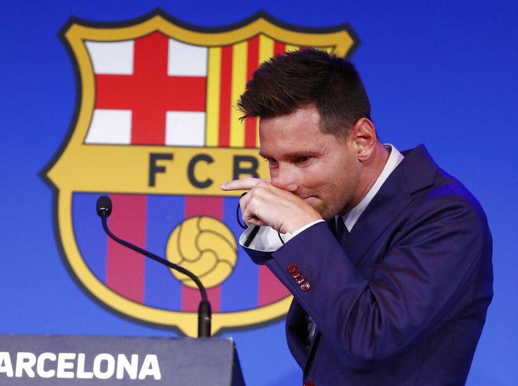 Presiden Madrid Menghasut Barcelona agar Lepas Messi?