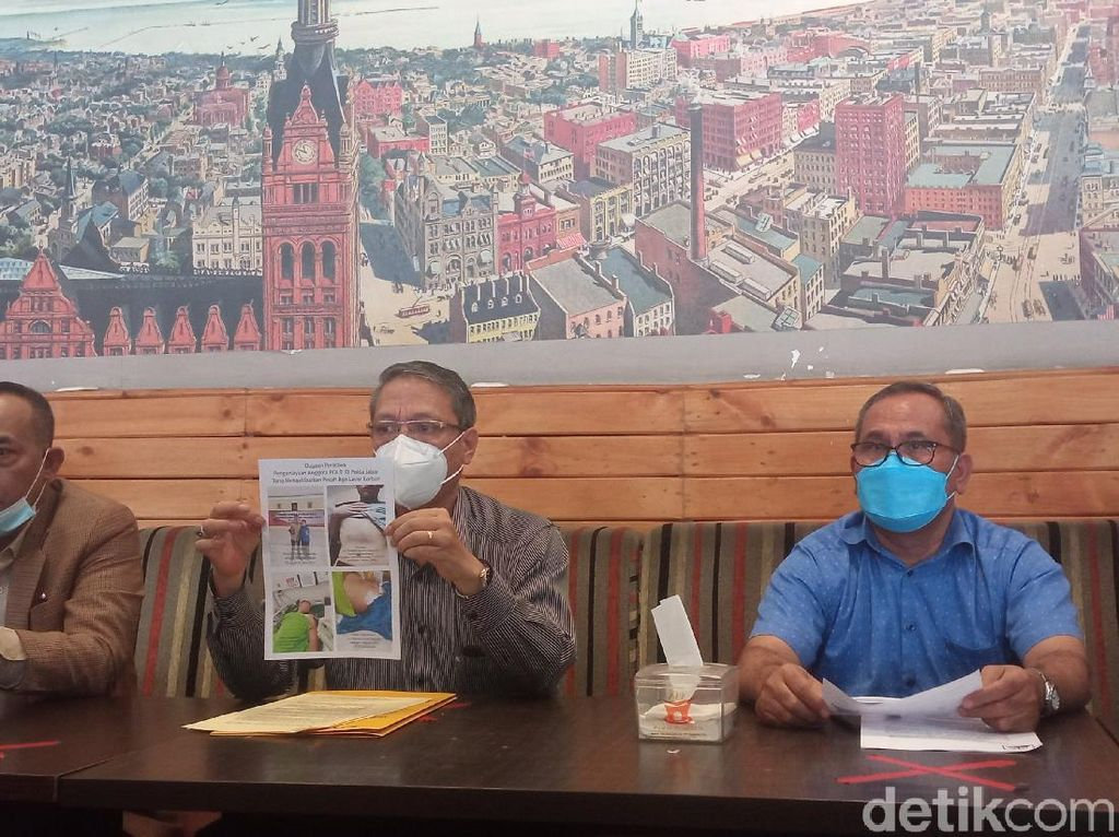 Jabar Hari Ini: Polisi Diduga Dianiaya Senior-Bandung Raya Zona Oranye