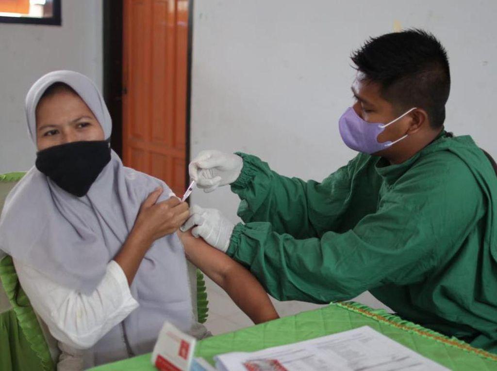 Banyuwangi Segera Tuntaskan Target Vaksinasi 5.300 Ibu Hamil