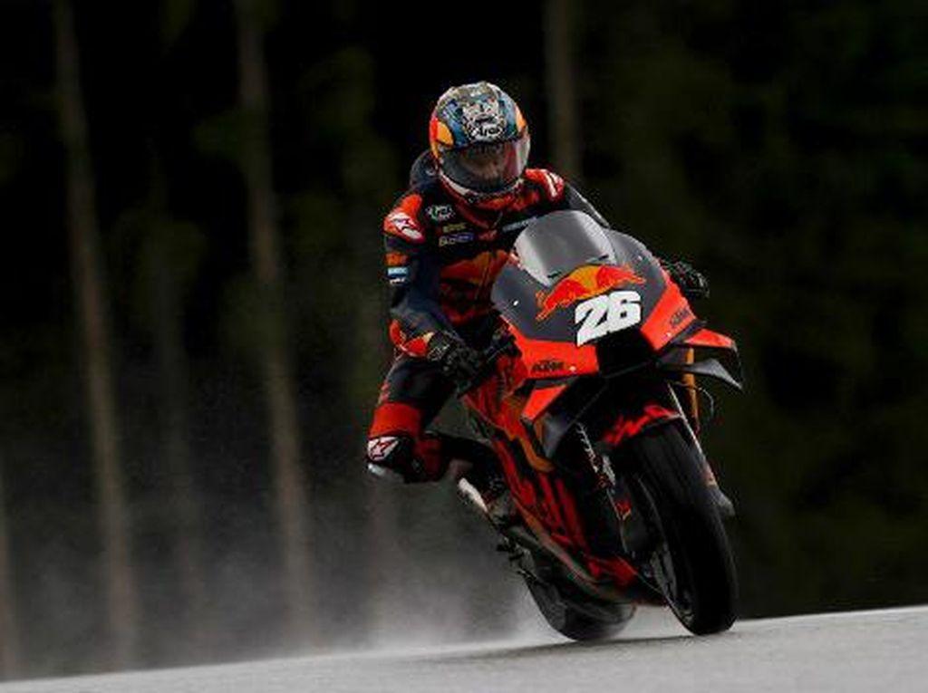 Pedrosa di MotoGP Styria: Comeback, Nyaris Terpanggang, Finis 10 Besar