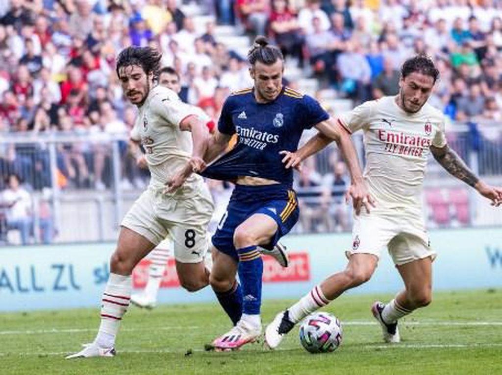 Gareth Bale Gagal Penalti, Sudah 566 Hari Tanpa Gol di Real Madrid