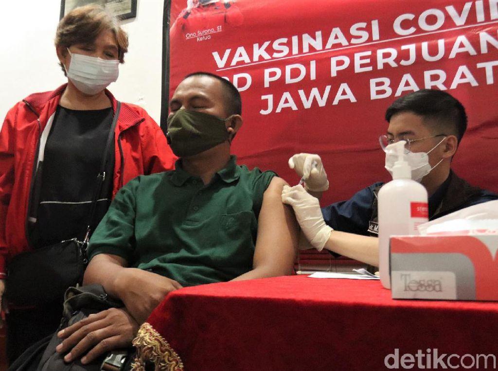 Genjot Vaksinasi COVID-19 Jelang Hari Kemerdekaan RI
