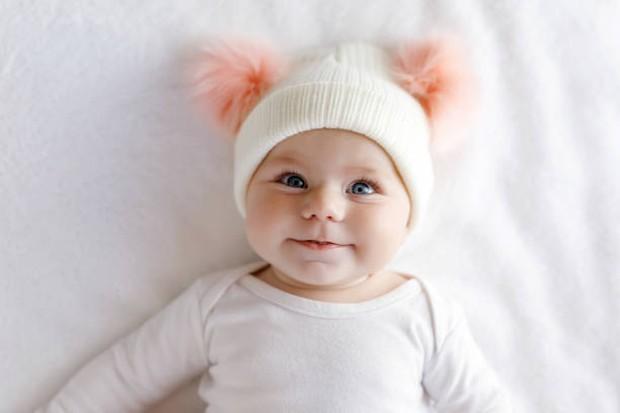 ilustrasi nama bayi. Foto: romrodinka / Getty Images / iStockphoto