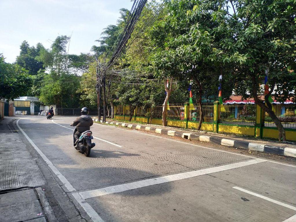 Sudah Tiga Hari, Tak Ada Lagi Truk Sampah Parkir di Jl Duren Bangka
