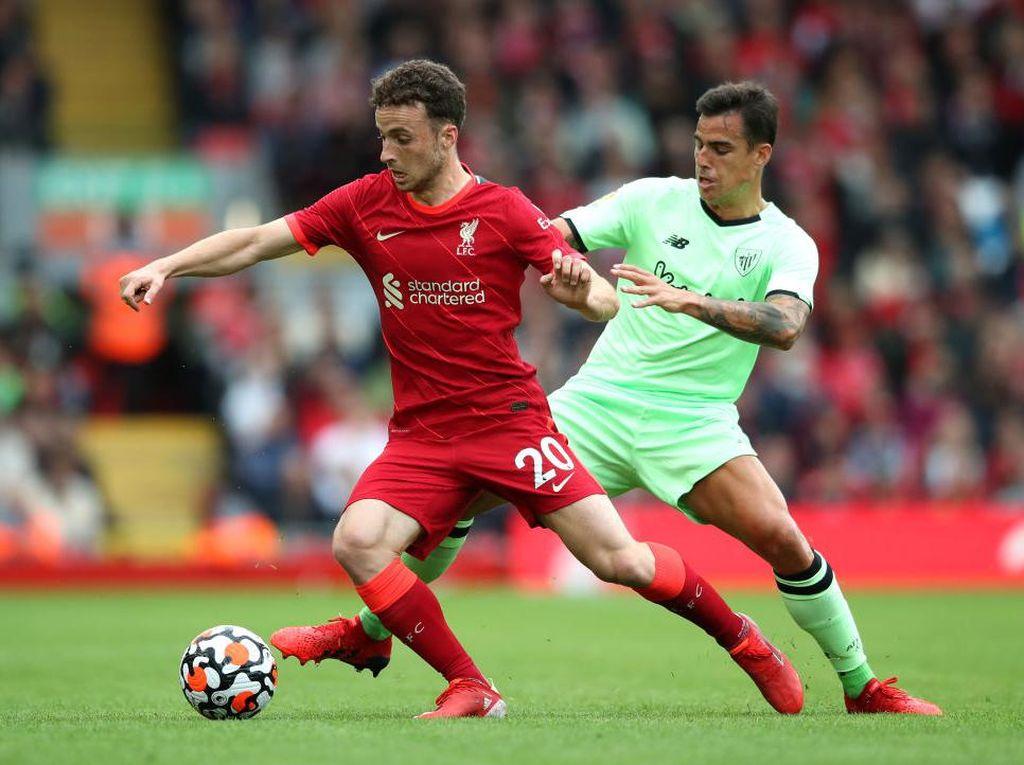 Laga Uji Coba: Liverpool Vs Bilbao Selesai 1-1