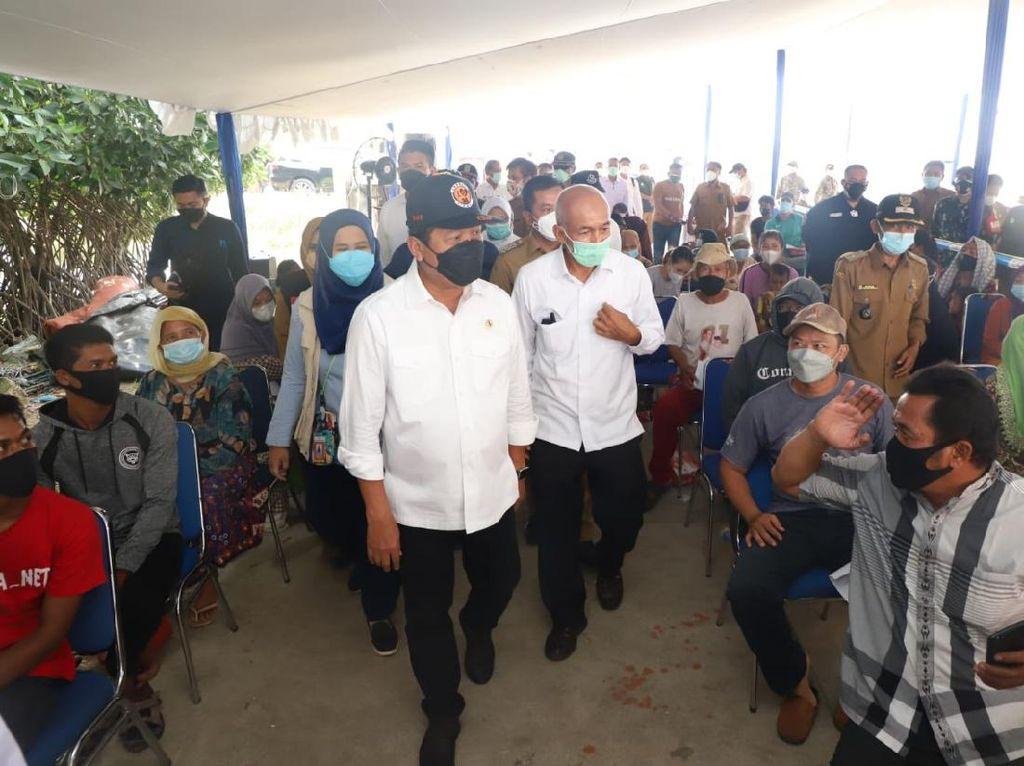 KKP Gencar Vaksinasi, Sasar Para Nelayan di Pesisir Pantura