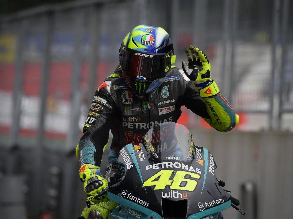 Rossi Bisa Saja Comeback di MotoGP Musim Depan, Ini Syaratnya