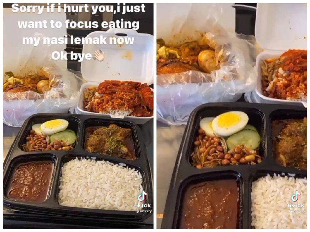 Pebulutangkis Lee Zii Jia Doyan Nasi Lemak, Bahagia Dikirimi Tiga Porsi!