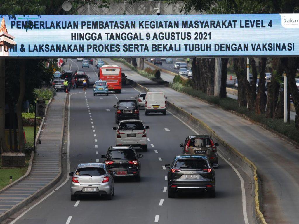 PPKM Diperpanjang Sampai 16 Agustus, Ini Daerah yang Masuk Level 2-4