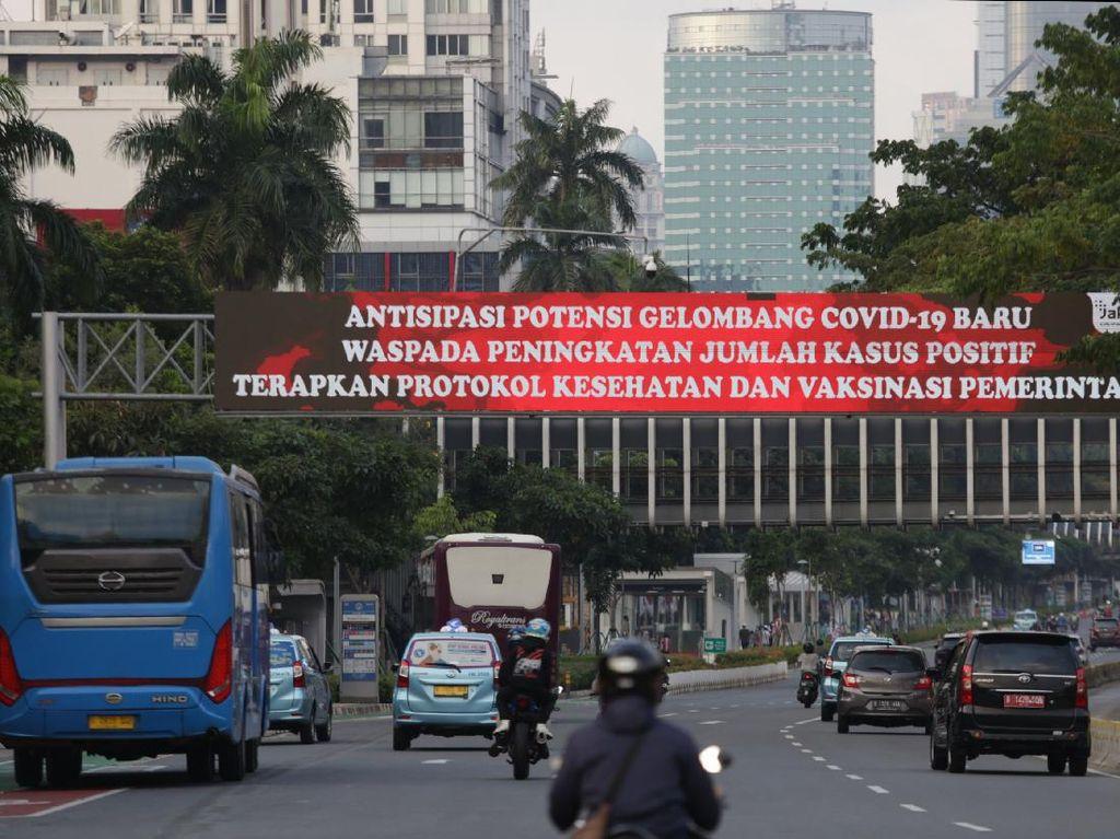 Menanti Pengumuman soal PPKM di Jawa Bali Esok Hari