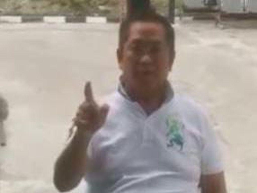 Pria Ngaku Positif Corona-Wisata Kuliner di Medan, Berakhir Ditangkap Polisi