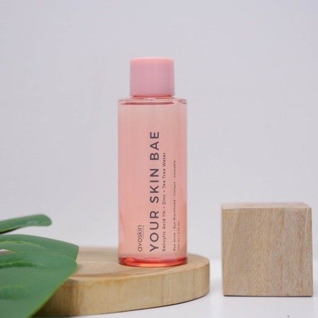 Avoskin Your Skin Bae Salicylic Acid Toner/Foto: editorial.femaledaily.com