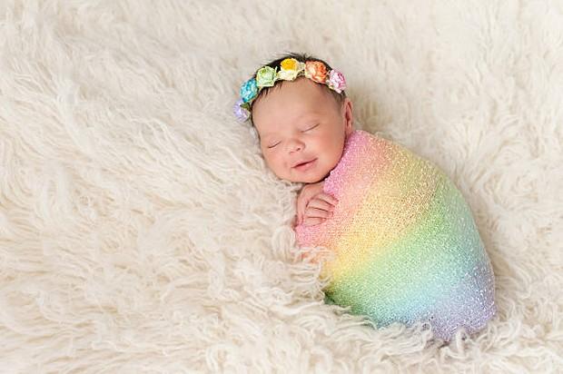 Bayi perempuan. Foto: katrinaelena / Getty Images / iStockphoto