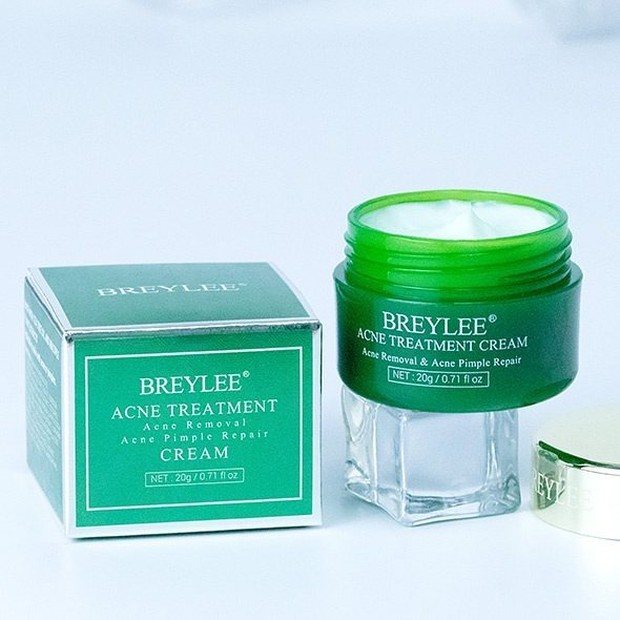 Breylee Acne Treatment Cream/Foto: Instagram/@breylee.official