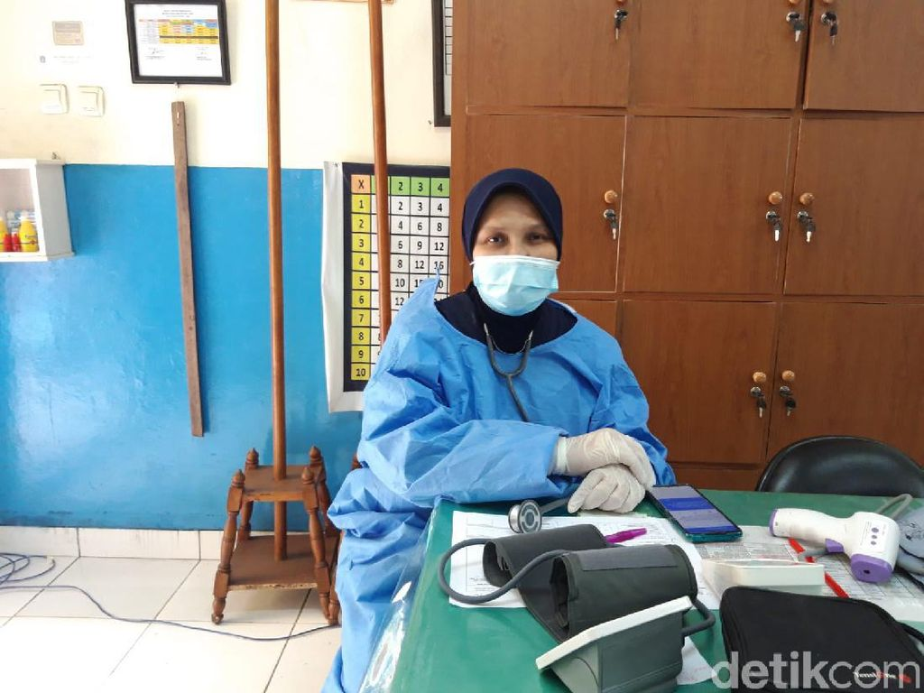 Cerita drg Susi Terjun Langsung Jadi Relawan Vaksinasi Merdeka di Jakarta