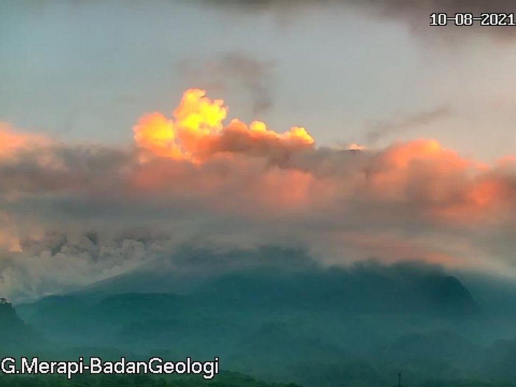 Gunung Merapi Erupsi Pagi Ini, Awan Panas Meluncur Sejauh 3 Km