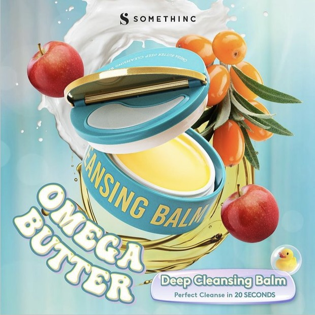 Omega Butter Cleansing Balm/
